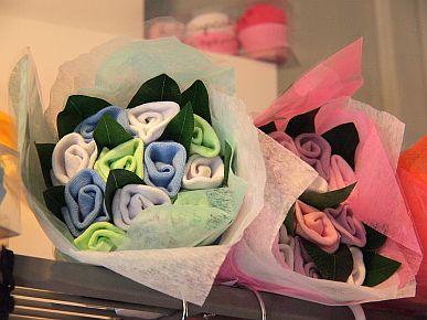 Bouquet de chaussettes